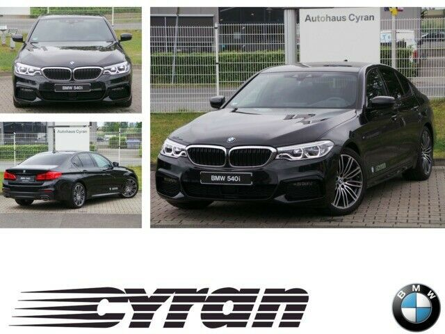 Used Bmw 5 Series 540i