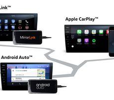 Android Auto oder Apple Carplay