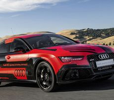 Audi RS7 Piloted Driving Robby.