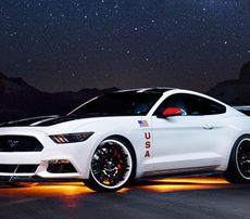 Ford Mustang Apollo.