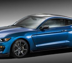 Ford Mustang Shelby GT350R.
