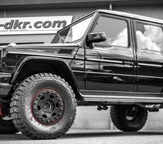 Mercedes-Benz G 63 AMG McChip-DKR MC800.