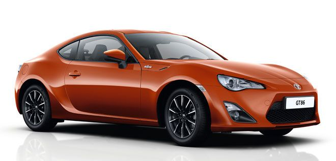 Toyota GT86 Pure.